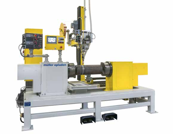 pipe spool welding machine