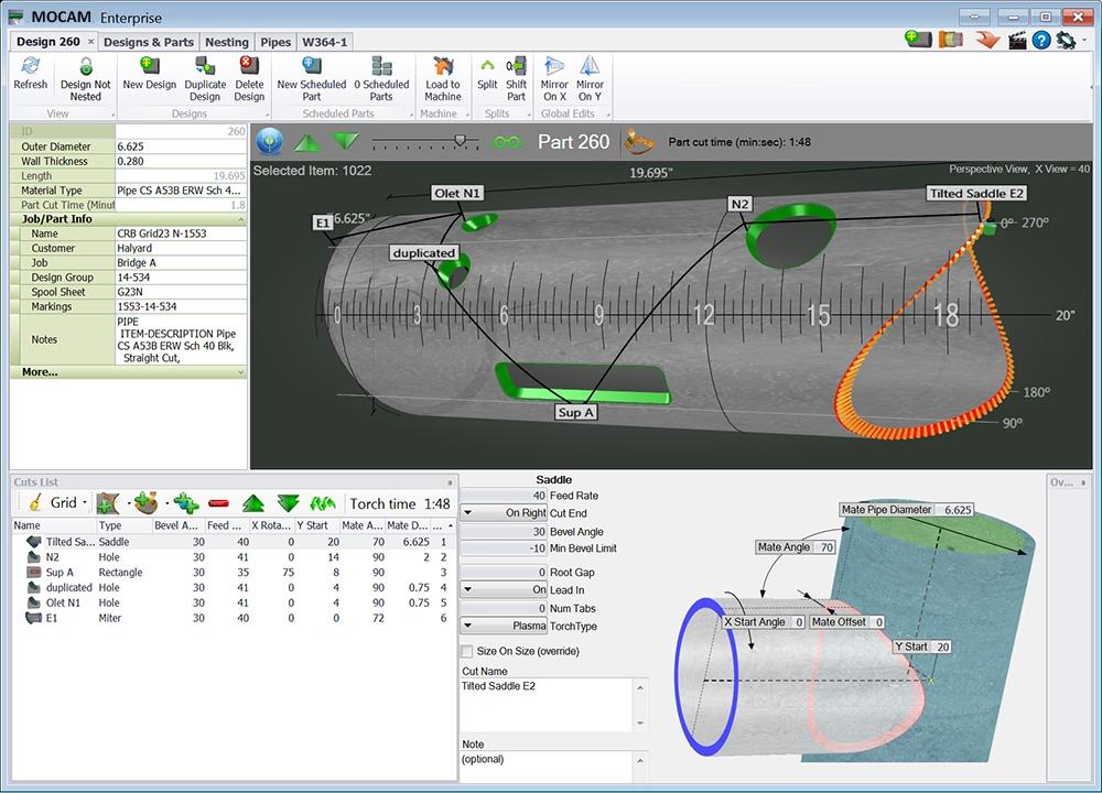 MOCAM Software Design