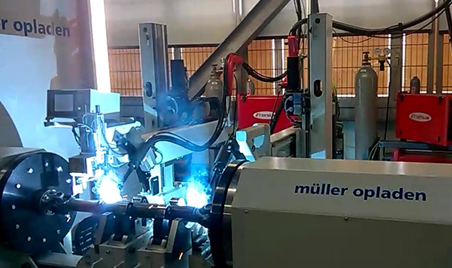 Müller-Opladen-Gelenkwellenanlage-CMTschweissen