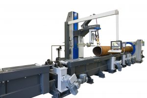 3d pipe flame cutting machine for profile cutting