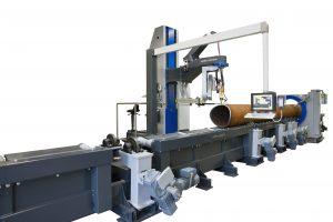 pipe profile cutter machine