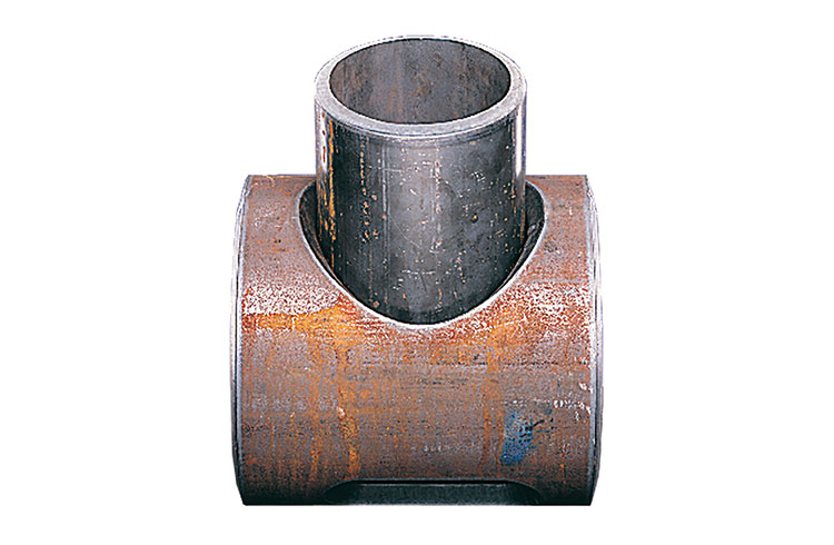 profile cutted pipes