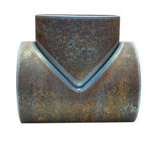 pipe profile cut in steel