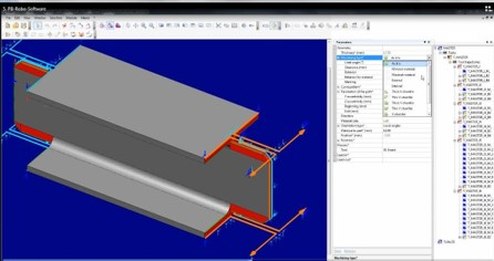 3d cutting beams