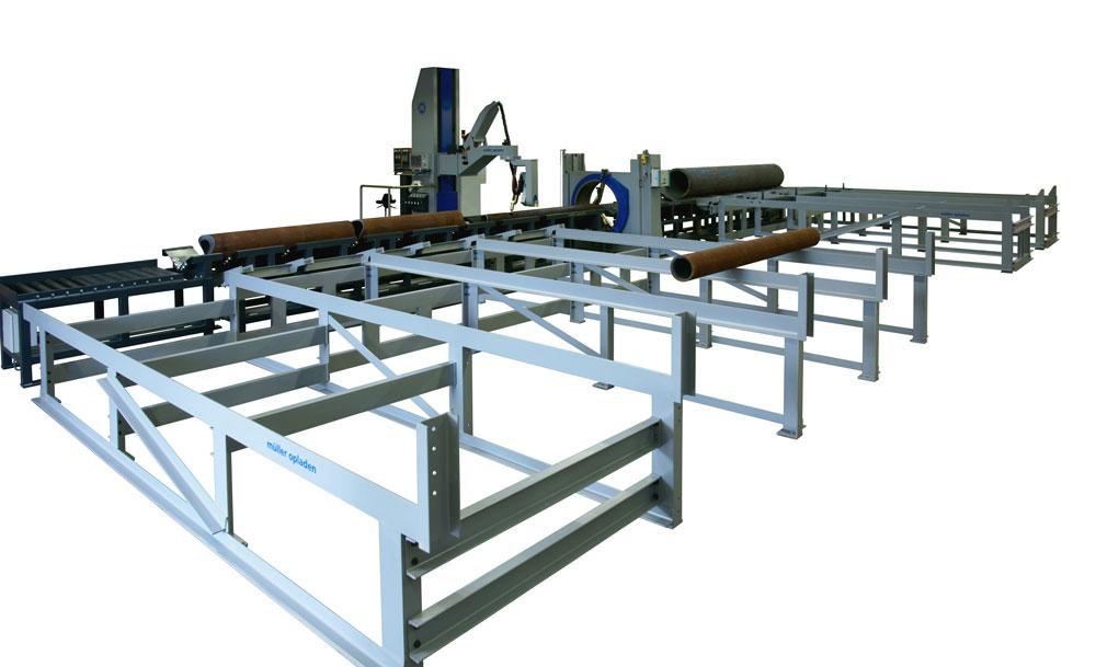MO-Rohr-Schneid-Logistik