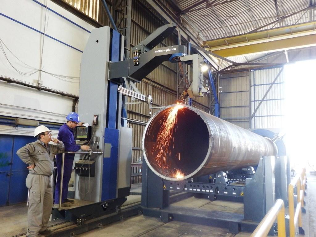 CNC-gas-cutting-machine