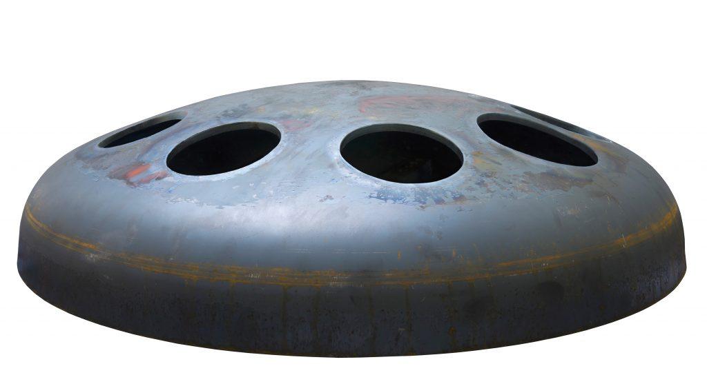 dome cutting machine